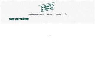 Carnet Lyonnais : Végé