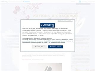 Potions et Chaudron