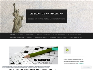 Le blog de Nathalie MP