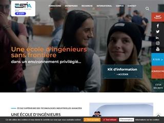 École supérieure des technologies industrielles avancées (ESTIA)
