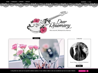 Dear Rosemary