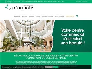 Centre commercial La Coupole