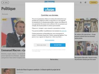 Le Parisien : Politique