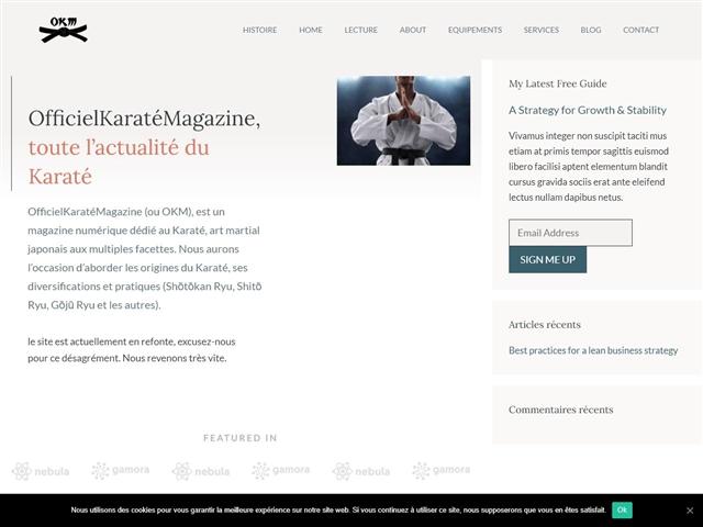 Karaté Magazine