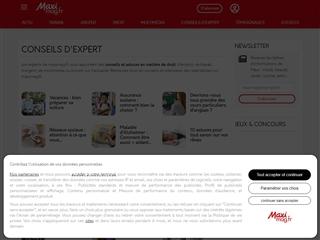 MAXImag : Conseils d'Experts