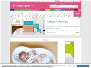 Doctissimo : Santé des bébés