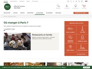 Paris Info : Où Manger