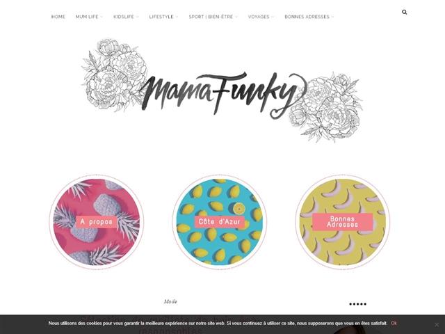 Le Blog de MamaFunky