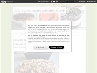 Le Blog Culinaire Pause-Nature