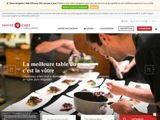 Invite 1 Chef