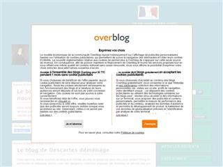 Le blog de Descartes
