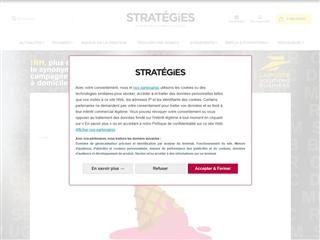 Stratégies : Médias