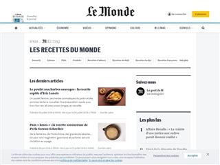 Cuisiner avec Chef Simon - Le Monde