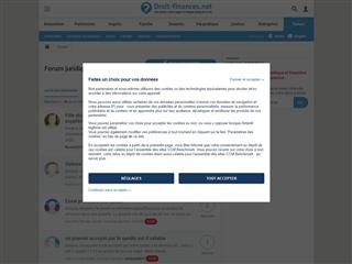 Droit-Finances.net : Forum juridique et financier