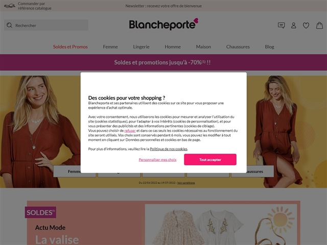 BlanchePorte