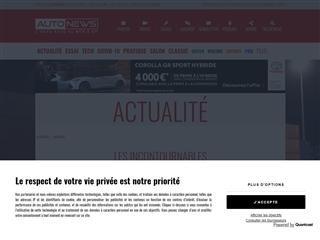 Autodeclics : Actu Auto