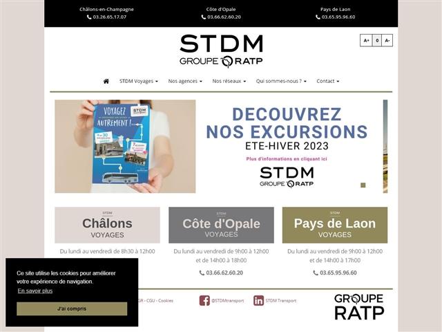 Marne : STDM