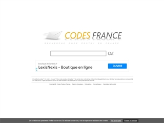 Codes France