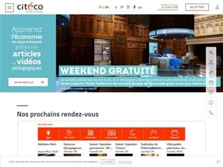 citéco : Cité de l'économie et de la monnaie