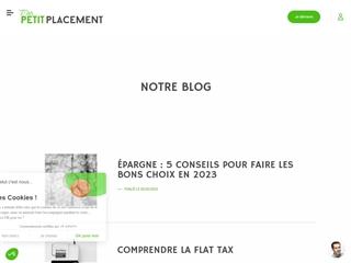 Mon Petit Placement : Actualités Financières