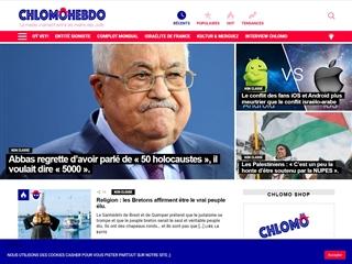 Chlomo Hebdo