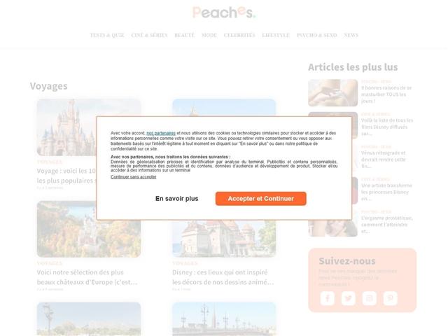 Shoko : Voyages