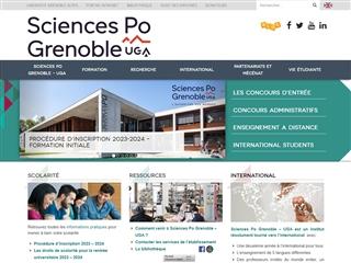 Institut d'études politiques (IEP) de Grenoble