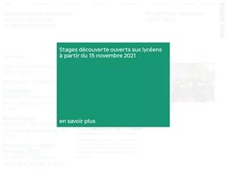 École nationale supérieure des arts appliqués et des métiers d'arts (Olivier de Serres - ENSAAMA)