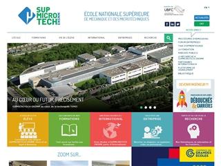 École nationale supérieure de mécanique et des microtechniques de Besançon (ENSMM)