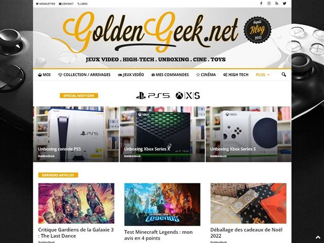 GoldenGeek