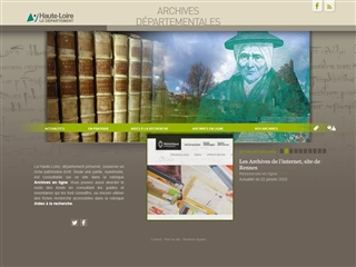 Haute-Loire (43) - Archives départementales