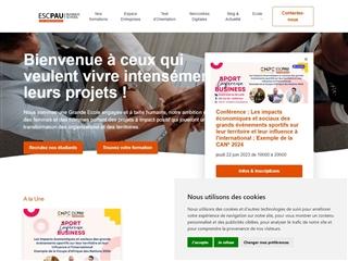 École supérieure de commerce de Pau (ESC Pau)