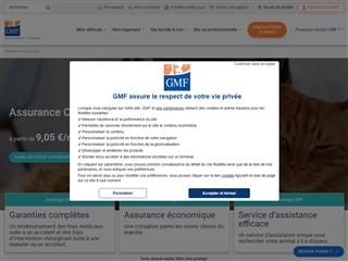 GMF : Assurance animaux de compagnie
