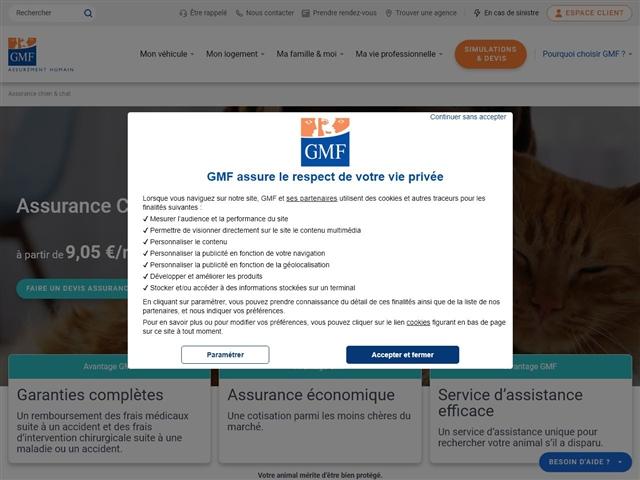 Gmf Assurance Animaux De Compagnie Netguide