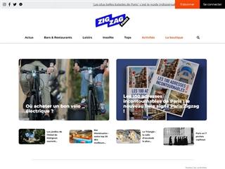 PARIS ZIG ZAG