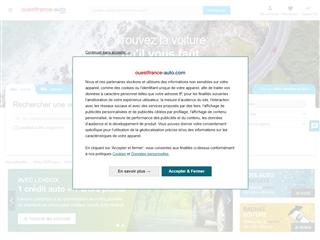 Ouest-France : Annonces Auto