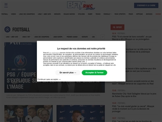 RMC Sport : football