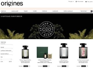 Origines Parfums : L'Artisan Parfumeur