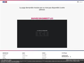 TF1 : Journal de 13h