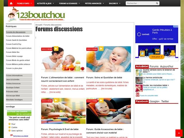 123boutchou : Forum