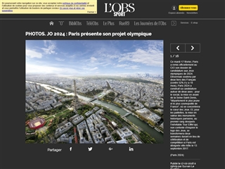 L'OBS SPORT : Paris 2024