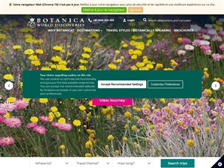 BOTANICA WORLD DISCOVERIES