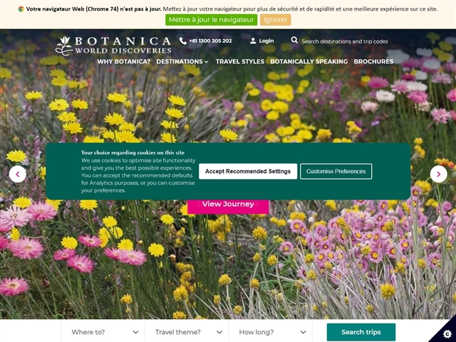 BOTANICA WORLD DISCOVERIES