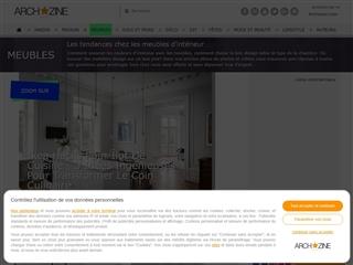 Arch'zine : Meubles