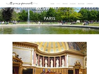 Et si on se Promenait : Paris