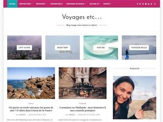 Voyages etc.