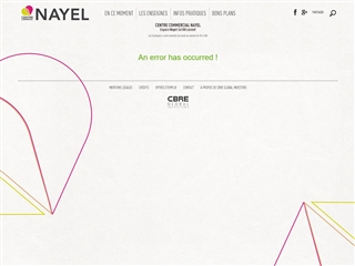 Centre commercial Nayel