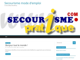 Secourisme-Pratique.com