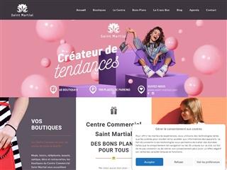 Centre commercial Saint-Martial (Limoges)