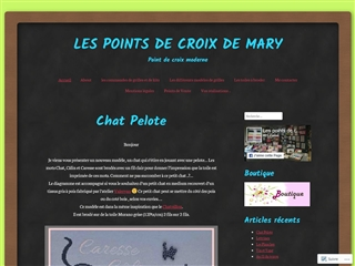 Les Points de Croix de Mary
